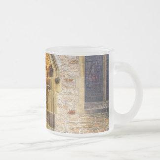 St Andrews Church, Aysgarth 10 Oz Frosted Glass Coffee Mug