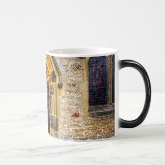St Andrews Church, Aysgarth 11 Oz Magic Heat Color-Changing Coffee Mug