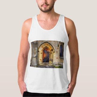 St Andrews Church, Aysgarth American Apparel Fine Jersey Tank Top