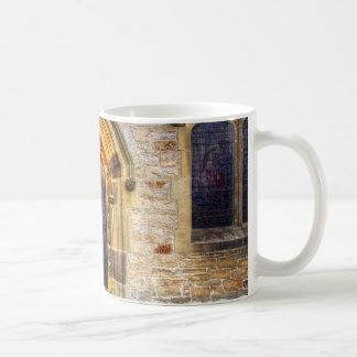 St Andrews Church, Aysgarth Classic White Coffee Mug