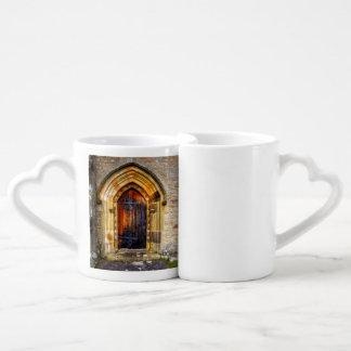 St Andrews Church, Aysgarth Couples' Coffee Mug Set