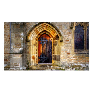 St Andrews Church, Aysgarth Double-Sided Standard Business Cards (Pack Of 100)