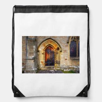 St Andrews Church, Aysgarth Drawstring Bag