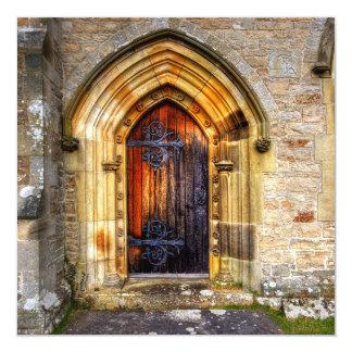 St Andrews Church, Aysgarth Invitation