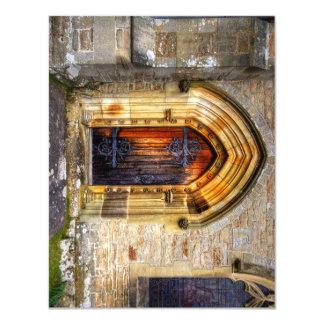 St Andrews Church, Aysgarth 4.25x5.5 Paper Invitation Card