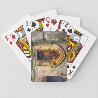 St Andrews Church, Aysgarth Poker Cards