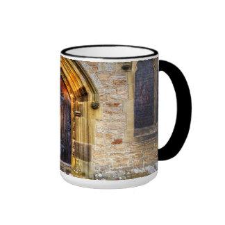 St Andrews Church, Aysgarth Ringer Coffee Mug