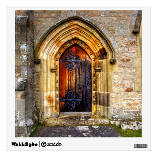 St Andrews Church, Aysgarth Wall Sticker