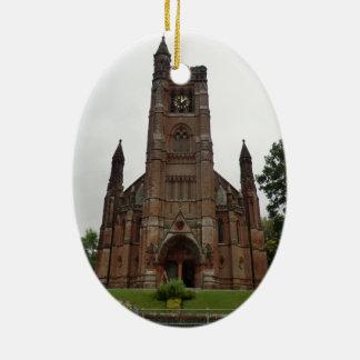 St Andrew's Church, Moffat Ornaments