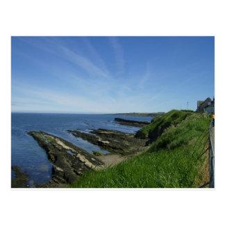 St Andrews Coastline on Beautiful Day.jpg Postcard
