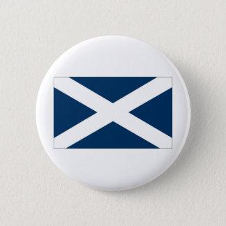 St Andrews Cross Button