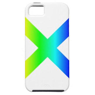 St. Andrew's Cross iPhone SE/5/5s Case