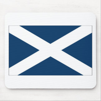 St Andrews Cross Mouse Pad