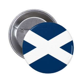 St Andrews Cross Pinback Button