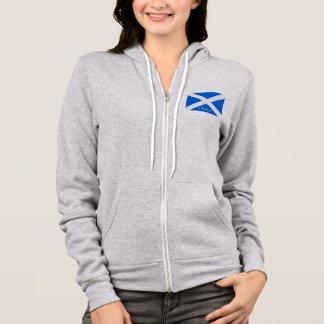 St-Andrews-Cross (Saltire) Flag Scotland Hoodie
