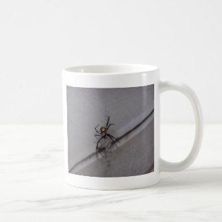 St. Andrews Cross Spider Classic White Coffee Mug
