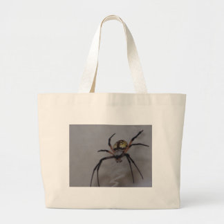 St. Andrews Cross Spider Large Tote Bag