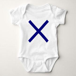 St. Andrew's Cross T Shirt