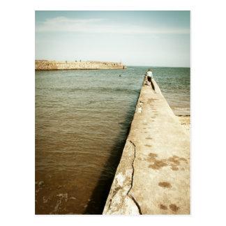 St Andrews Harbour Postcard
