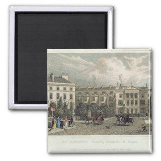 St. Andrews Place, Regents Park, 1828 Magnet