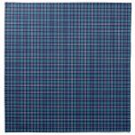 St Andrews Scotland District Tartan Cloth Napkin