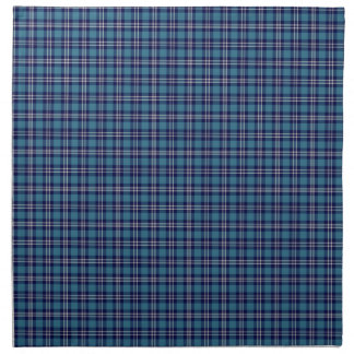 St Andrews Scotland District Tartan Cloth Napkin