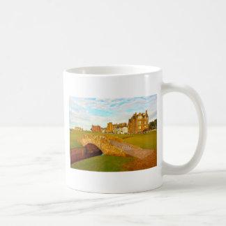 St Andrews, The Swilcan Bridge, Scotland Coffee Mug