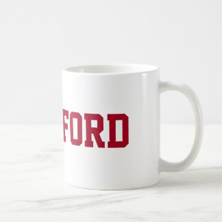 St. Anford Classic White Coffee Mug