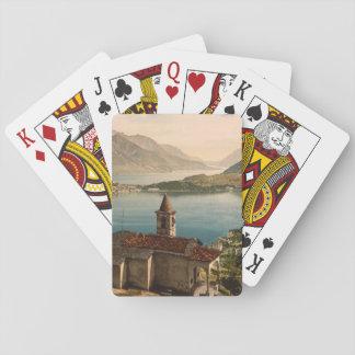 St Ángel, lago Como, Lombardía, Italia de Capello Barajas De Cartas