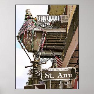St Ann Póster