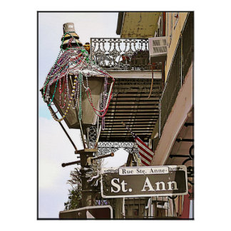 St Ann Posters