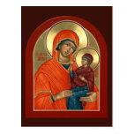 St. Anna Prayer Card Post Card