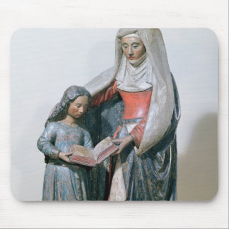 St. Anne and the Virgin, 1500-30 Mouse Pad