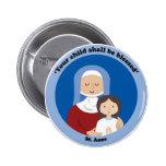 St. Anne Button