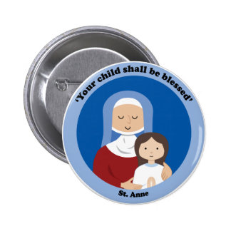 St. Anne Button