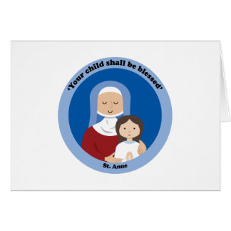 St. Anne Card