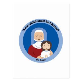 St. Anne Postcard