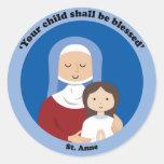 St. Anne Sticker