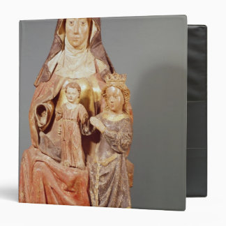 St. Anne, the Virgin and Child, 3 Ring Binder
