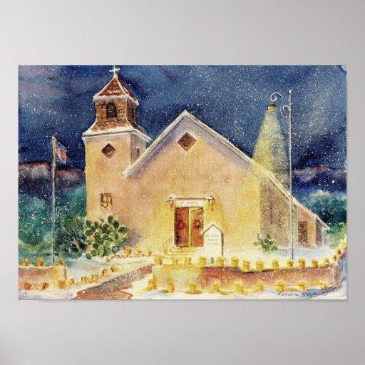 St. Ann's Parish Church Canvas Print