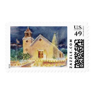 St. Ann's Parish Church postage stamp