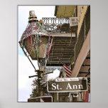St. Ann's Print