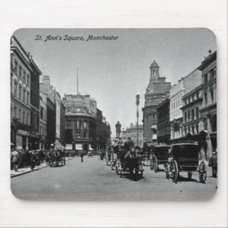 St. Ann's Square, Manchester, c.1910 Mouse Pad