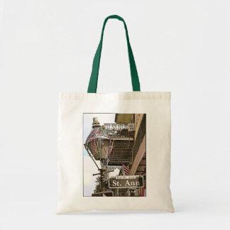 St. Ann's Tote Bag