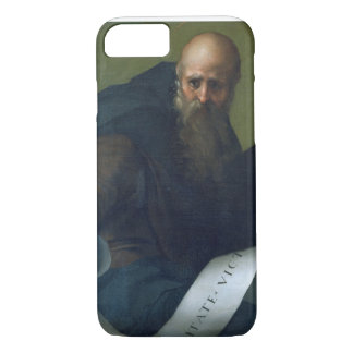 St. Anthony Abbot (c.251-356) c.1518-19 (oil on ca iPhone 7 Case