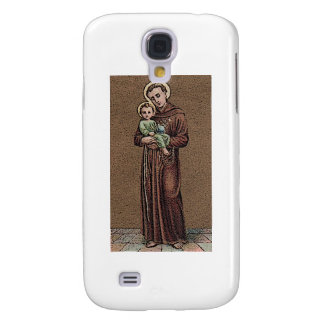 St. Anthony & Baby Jesus Samsung Galaxy S4 Cover