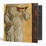 "St Anthony de la lectura de Padua Carpeta 1 1/2"""