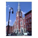 St Anthony de Padua, Greenpoint, postal
