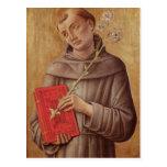 St Anthony de Padua Postal
