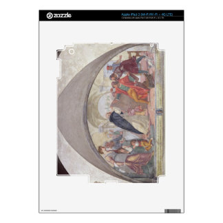 St. Anthony Driving Out the Gamblers (fresco) iPad 3 Skins